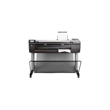 "Impressora plotter 24"" Designjet T830 F9A28D HP CX 1 UN"