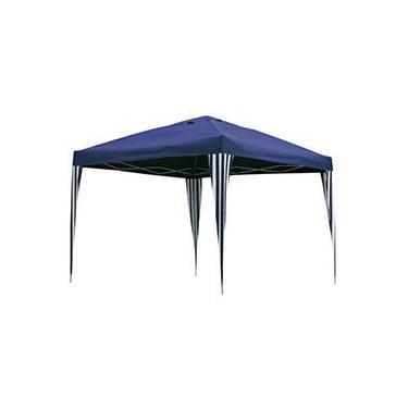 Gazebo Dobrável 3x3m - Azul - Bel Fix