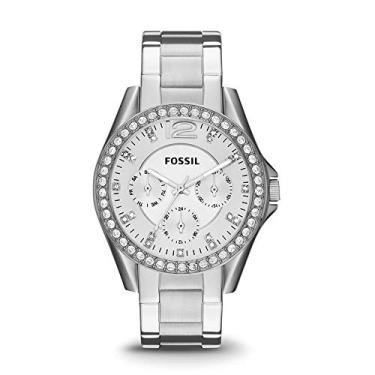 Relógio de Pulso Feminino Fossil Analógico   Joalheria   Comparar ... 228b5daac6
