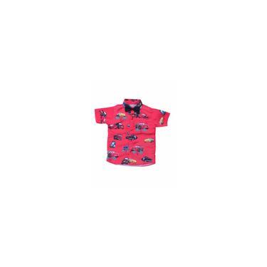 Imagem de Camisa Infantil Temática Masculina: Tema Carros