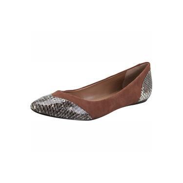 Sapatilha My Shoes Nobuck Snake