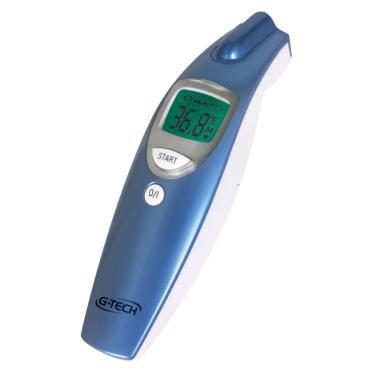 Termômetro Infravermelho De Testa G-Tech Thgtsc1 Azul E Branco