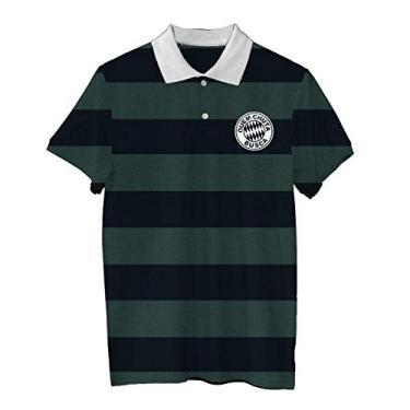 6fd887f466 Camiseta Polo Quem Chuta Busca