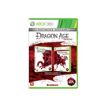 Game Dragon Age Origins: Ultimate Edition - Xbox 360