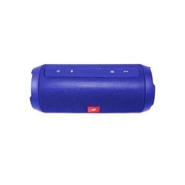 Caixa de Som Bluetooth C3 Tech Pure Sound 15W RMS Azul - SP-B150BL