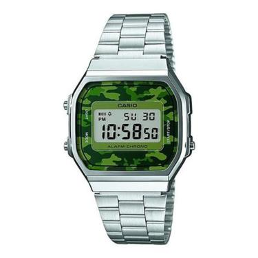 67a4baf6f4a Relógio de Pulso Casio Resistente a àgua