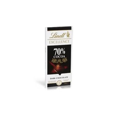 Chocolate Lindt Excellence 70% Cocoa Dar