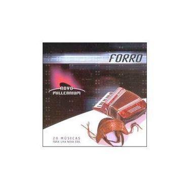 CD Forró - Novo Millennium vz