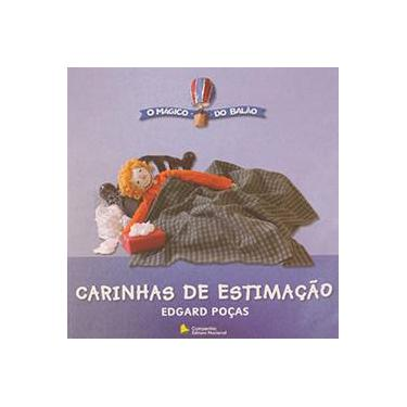 Carinhas de Estimação - Col. O Mágico do Balão - Poças, Edgard - 9788504011890
