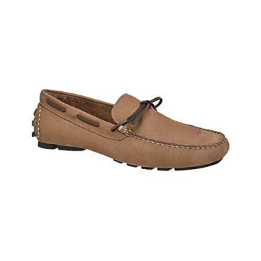 Sapato Mocassim Youth Couro Areia 480102 Tamanho de Calçado Adulto:42