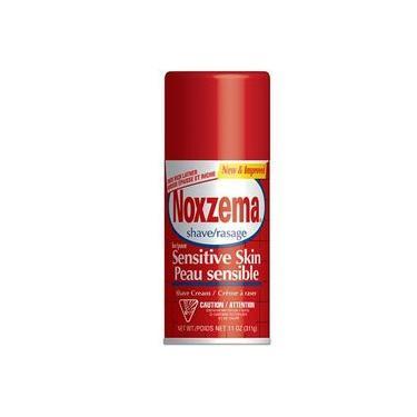 Noxzema Sensitive Skin Espuma de Barbear Pele Sensível 311g
