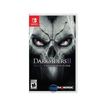 Darksiders 2 II Deathinitive Edition - Switch