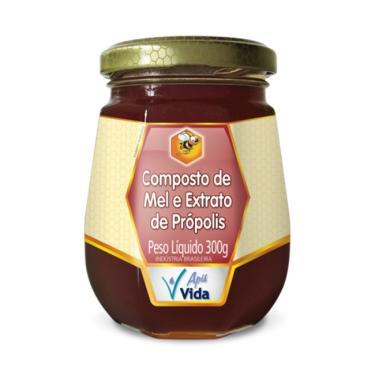 MEL COMPOSTO APIS VIDA 300GRS - PROPOLIS