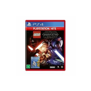 jogo Lego Star Wars O Despertar da Força ps4 PlayStation 4 mídia física lacrado e original