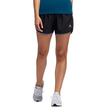 "adidas Women's Running Marathon 20 3"" Shorts (L)"