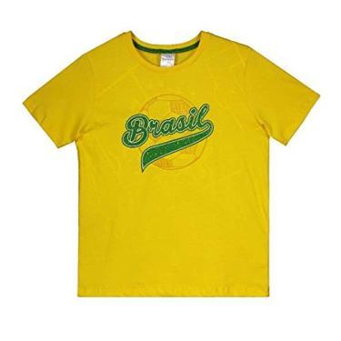 Camisas de Times de Futebol Casuais Infantil  3630b98ee308a