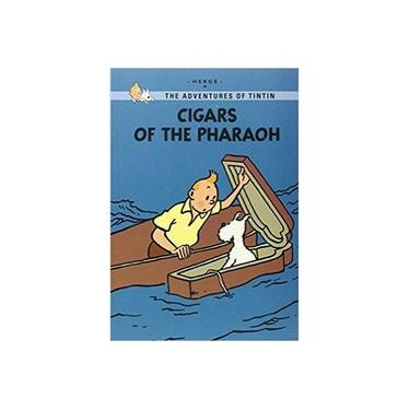 Cigars Of The Pharaoh - The Adventures Of Tintin - Young Readers Edition