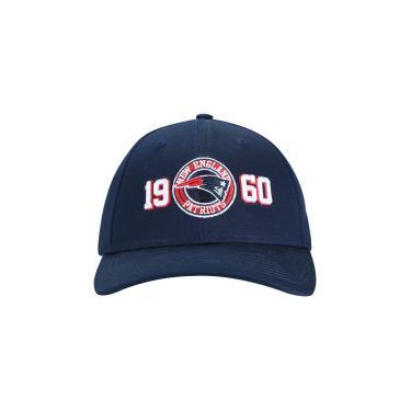 Boné Aba Curva New Era 9Forty New England Patriots - Snapback - Adulto -  AZUL ESCURO e4d08f154b6a1