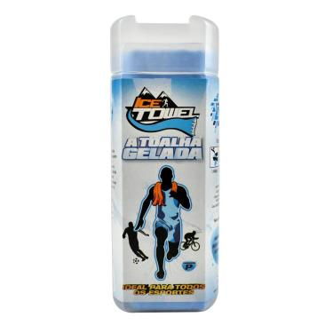 Ice Towel Ahead Sports ITPZ Azul P
