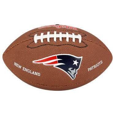 Bola Futebol Americano Wilson New England Patriots JR e68f877680f89