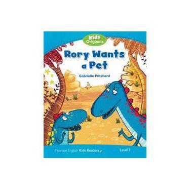 Rory Wants A Pet - Penguin Kids - Reader - Pritchard, Gabrielle - 9781447931287