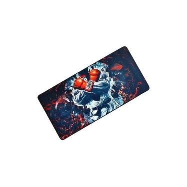 Mouse Pad Gamer Extra Grande Street Fighter V 70x35 Cm Mouse Teclado PC