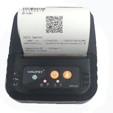 Máquinasemfioportátildorecibo da impressora térmica de GOOJPRT MTP-3F 80MM Bluetooth Banggood