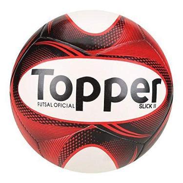 0df192cfd Bola Futebol Futsal Topper Slick Ii