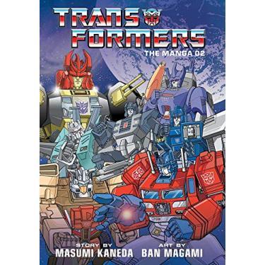 Transformers: The Manga, Vol. 2: Volume 2