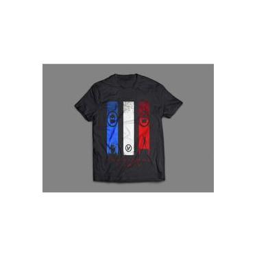 Camiseta / Camisa Masculina Twenty One Pilots Top