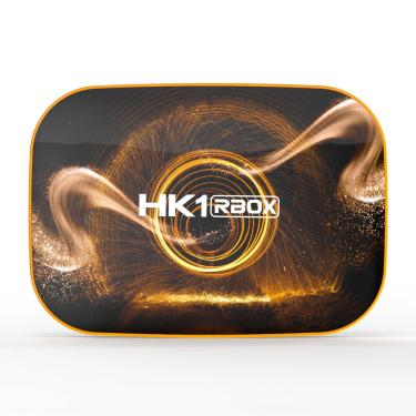 HK1 R1 RK3318 4GB RAM 64GB ROM 5G WIFI bluetooth 4.0 Android 10.0 4K @ 60fps VP9 H.265 TV Caixa