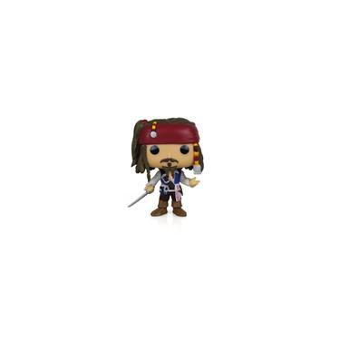 Imagem de Piratas do Caribe Capitão Jack Sparrow Action Figure