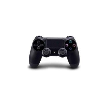 Controle Joystick Ps4 Sem Fio Dualshock 4 Original Preto - Sony