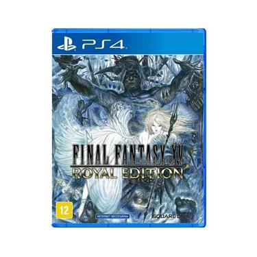 Final Fantasy XV: Royal Edition - PS4