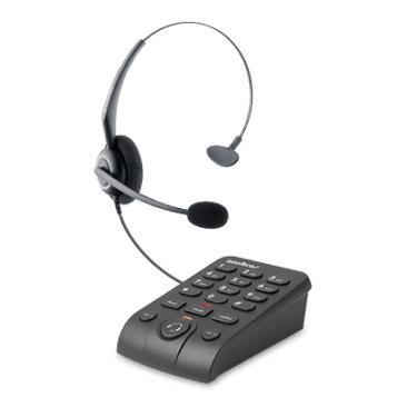 Telefone Headset Profissional Telemarketing HSB50 - Intelbras