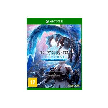 Monster Hunter World + Iceborne - Master Edition - Xbox One