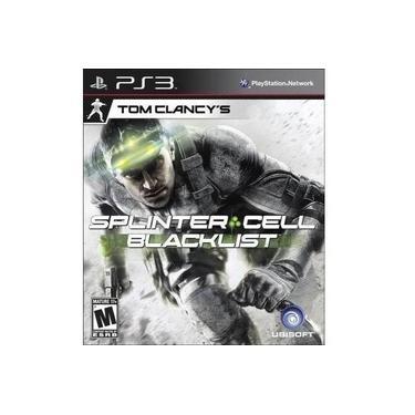 Tom Clancy's Splinter Cell: Blacklist- Ps3