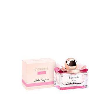 7fc54bc9fa5a2 Signorina in Fiore Salvatore Ferragamo Eau de Toilette - Perfume Feminino  30ml