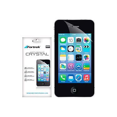 Película Protetora para Iphone 4 e 4s Crystal - Fortrek