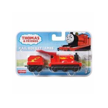Imagem de Fisher Price Thomas e Friends Trem James  - Mattel