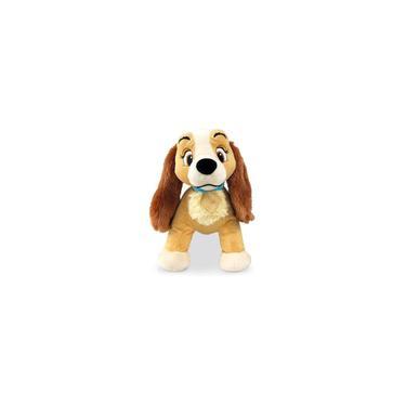Imagem de Pelúcia Cachorro Personagem Dama Filme Disney 40cm Vagabundo
