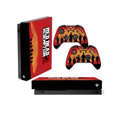 Skin Xbox One X Red Dead Redemption 2