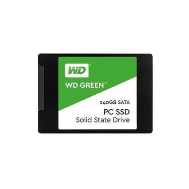 Hd Ssd 240 Gb Wd Western Green Wds240g2g0a