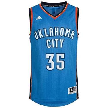 99a264a0ec Camisa Regata Adidas NBA Swingman Oklahoma City Nº35 Kevin Durant