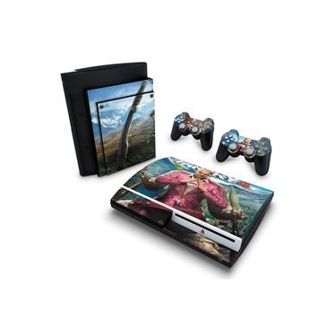 Skin Adesivo para PS3 Fat - Far Cry 4