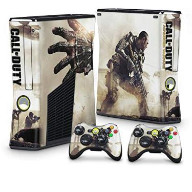 Skin Adesivo para Xbox 360 Slim - Call Of Duty Modern Warfare
