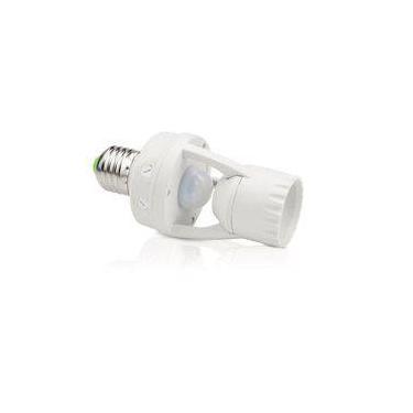 Imagem de Sensor de Presença com Soquete para Lâmpada E27