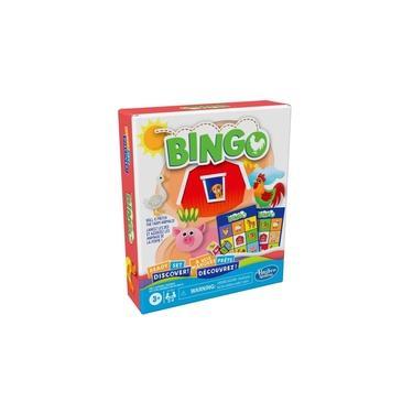 Imagem de Jogo Bingo - Animais da Fazenda - Hasbro