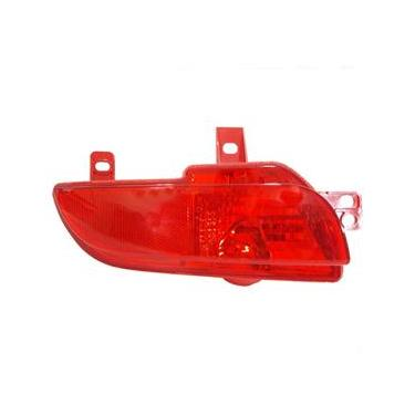 Lanterna Anti Neblina do Parachoque Traseiro Peugeot 207 Hatch 2008 até 2015