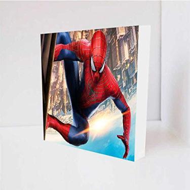 Quadro Decorativo - The Amazing Spider Man New - Tag 16x16